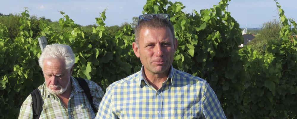 Monatstreffen im Weingut Peter Brunck in Schweigen-Rechtenbach