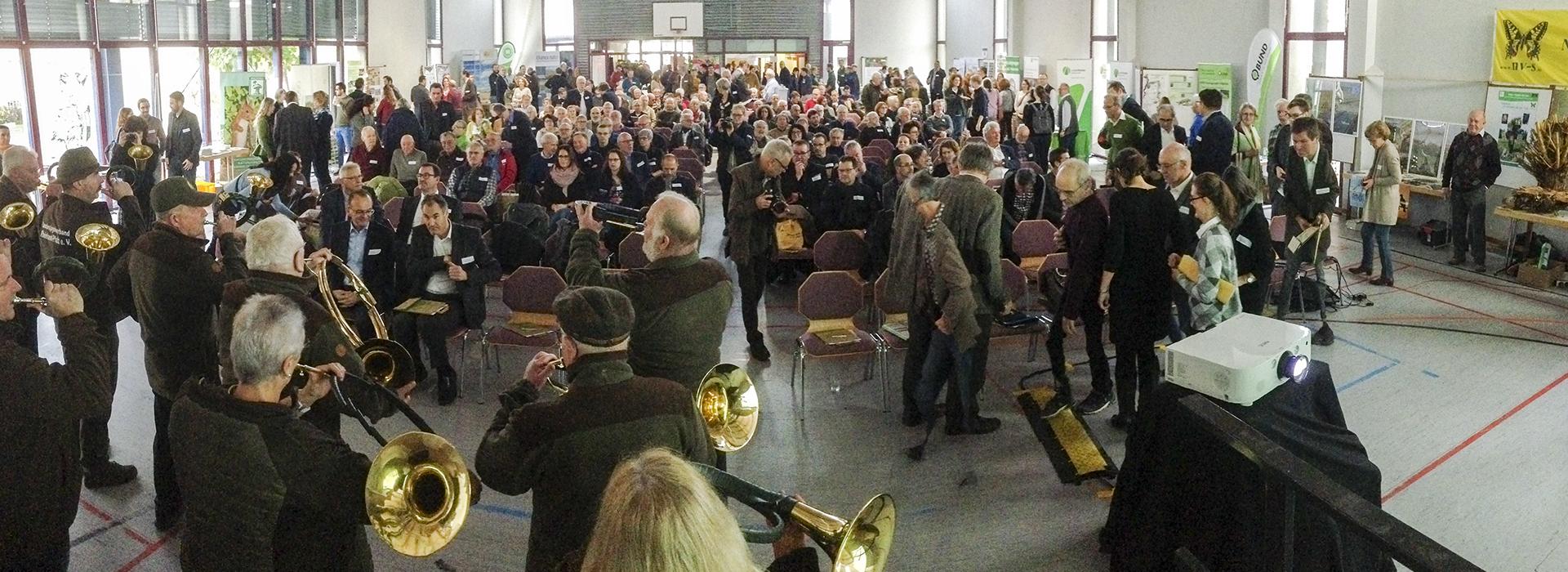 Veranstaltung der Stiftung in Hochstadt