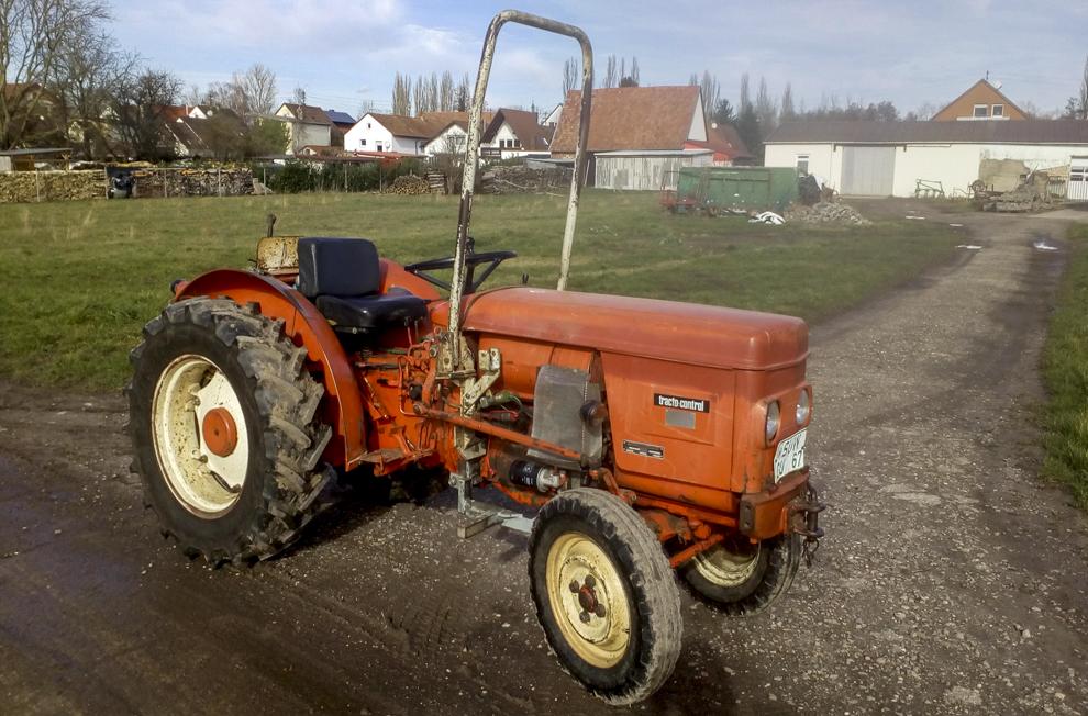NVS-Traktor